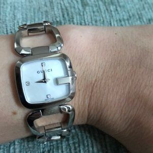 Gucci G series watch.. women's. Authentic